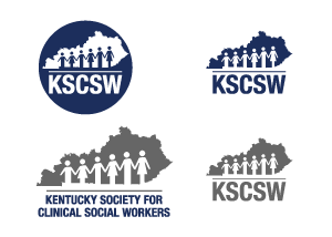 KSCSW Logo by Two Cups Creative