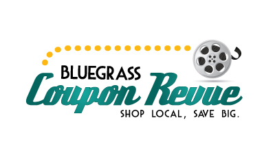 Bluegrass Coupon Revue Logo