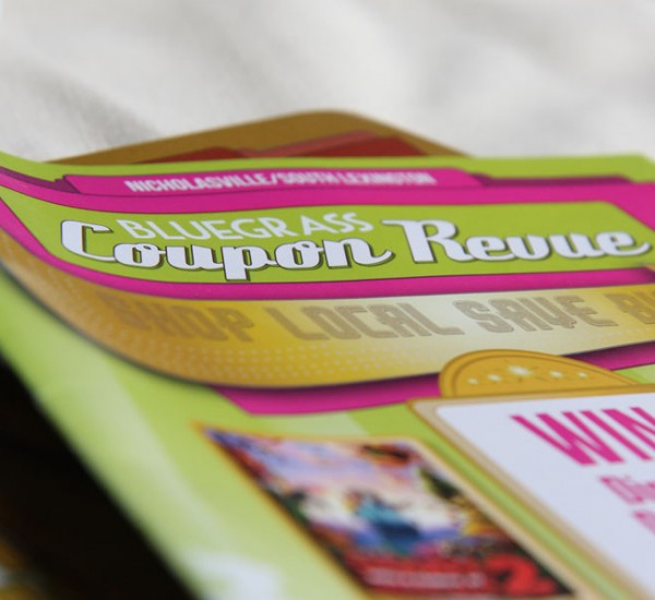 Coupon Revue Cover