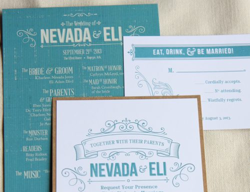 Nevada's Wedding