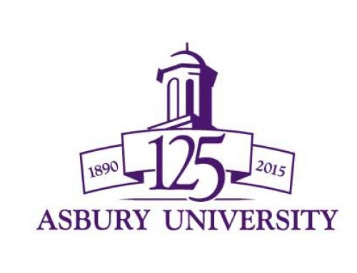 Asbury University – 125th Anniversary Logo