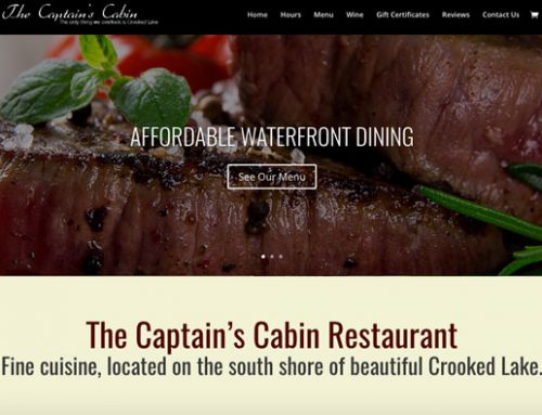 Captain's Cabin Restaurant